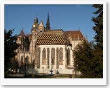 Košice Dóm svätej Alžbety